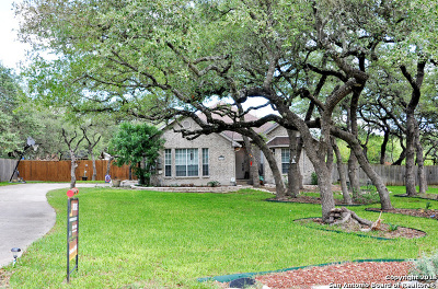 San Antonio Single Family Home New: 26822 Foggy Meadows St