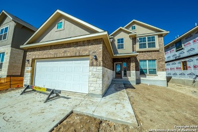 New Braunfels Single Family Home New: 2948 Sunset Summit