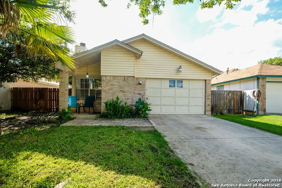 San Antonio Single Family Home New: 10151 Galesburg