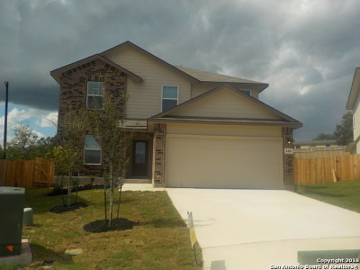 San Antonio Single Family Home New: 1405 Slate Canyon