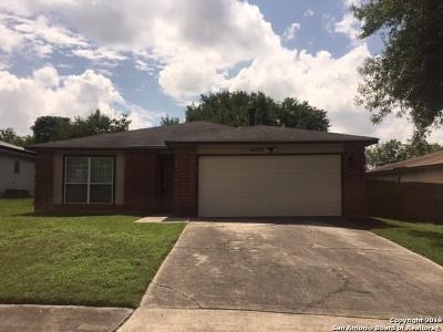 San Antonio Single Family Home New: 6422 Ridge Creek Dr