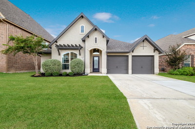 San Antonio Single Family Home New: 13947 Annuziata