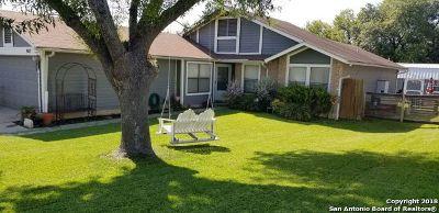 San Antonio Single Family Home New: 407 Saddlebrook Dr