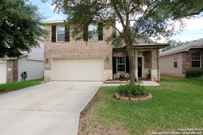 San Antonio Single Family Home New: 5947 Southern Knoll