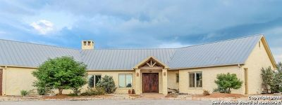 Kerrville Single Family Home Price Change: 169 Silver Hills Rd
