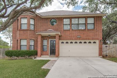 San Antonio Single Family Home New: 10902 Bristle Oak Dr