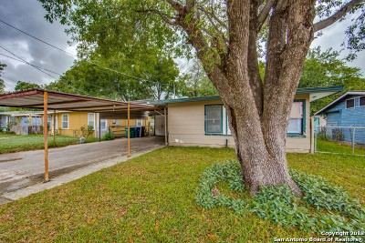 San Antonio Single Family Home For Sale: 627 Brighton