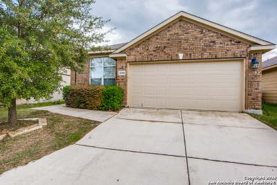 San Antonio Single Family Home Back on Market: 11910 Cheney Glen