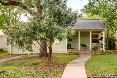 San Antonio Single Family Home New: 415 Shadwell Dr