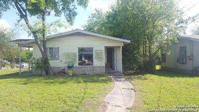 San Antonio Single Family Home New: 114 Dorie St