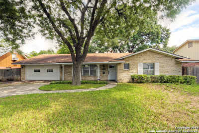 San Antonio Single Family Home New: 7514 Bridgewater Dr