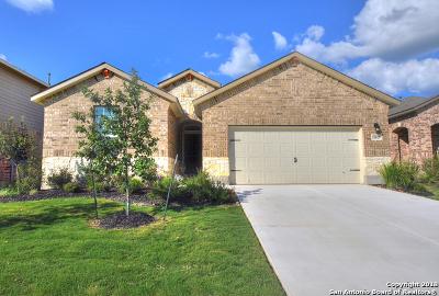 San Antonio Single Family Home New: 13829 Fredrick Hill
