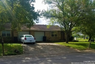 New Braunfels Multi Family Home Active Option: 1554 Eichen Rd