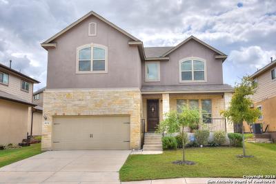 San Antonio Single Family Home New: 26226 Big Bluestem