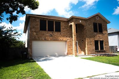San Antonio TX Single Family Home New: $177,600