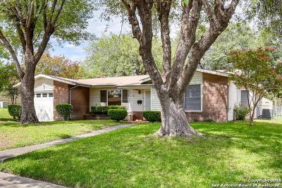 San Antonio Single Family Home Price Change: 319 E Glenview Dr