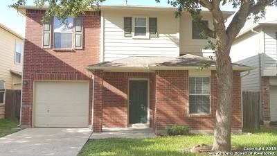 San Antonio TX Single Family Home New: $198,950