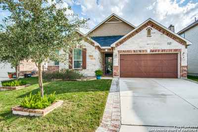 San Antonio Single Family Home New: 13322 Chalk Hill