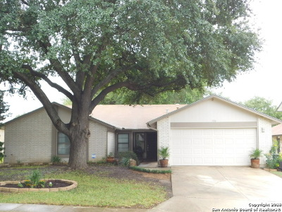San Antonio Single Family Home New: 3506 Forest Glade St