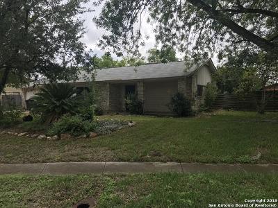 San Antonio Single Family Home New: 6402 Oriskany St