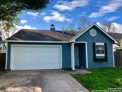 San Antonio TX Single Family Home New: $146,500