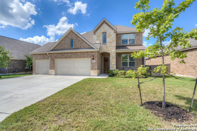 San Antonio Single Family Home New: 5911 Cecilyann