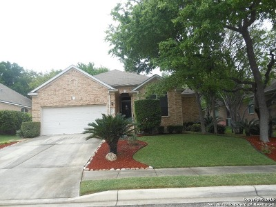 Schertz Single Family Home New: 708 Broadleaf