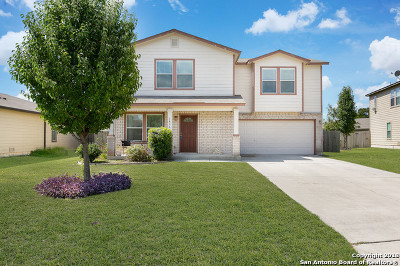 New Braunfels Single Family Home New: 1416 Prairie Rock