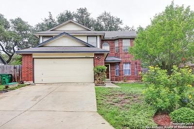 San Antonio Single Family Home New: 7919 Viking Trail
