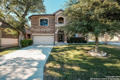 San Antonio Single Family Home New: 7663 Culebra Valley