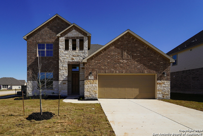 Boerne TX Single Family Home New: $402,153