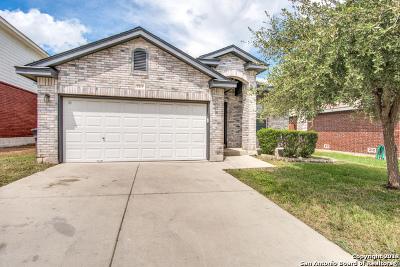 San Antonio Single Family Home New: 7111 Port Lavaca