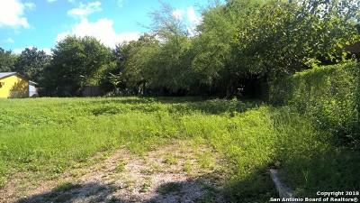 San Antonio Residential Lots & Land New: 138 Mohawk