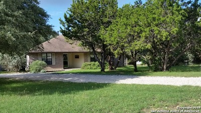 Lakehills TX Single Family Home Back on Market: $219,500