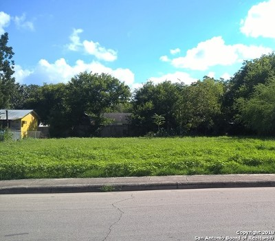 San Antonio Residential Lots & Land New: 134 Mohawk