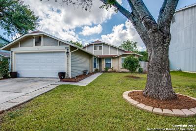 San Antonio TX Single Family Home Back on Market: $168,000