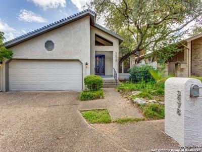 San Antonio Single Family Home New: 3478 River Way