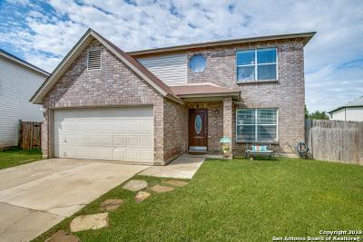 San Antonio Single Family Home New: 3006 Cassowary Hill