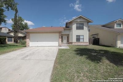 San Antonio Single Family Home New: 8023 Wayword Trail