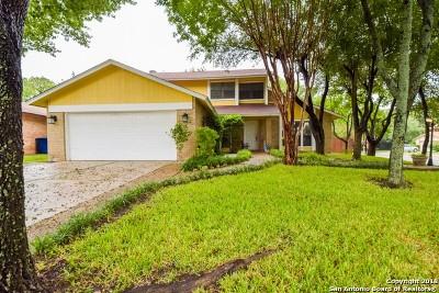 San Antonio Single Family Home New: 3302 Cadbury Dr