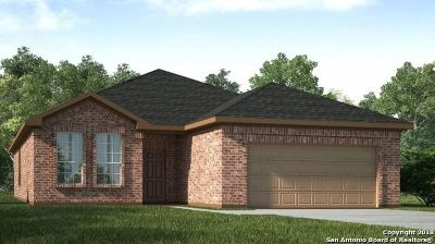 San Antonio TX Single Family Home New: $281,765