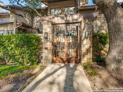 San Antonio Condo/Townhouse New: 8000 Donore Pl #3