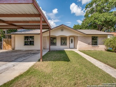 San Antonio TX Single Family Home New: $149,900