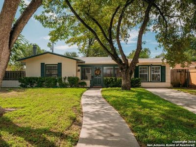 San Antonio Single Family Home New: 230 Ridgehaven Pl