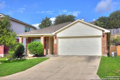 San Antonio Single Family Home New: 3731 Sumantra Cliff