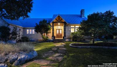 Boerne Single Family Home New: 115 Legend Hollow