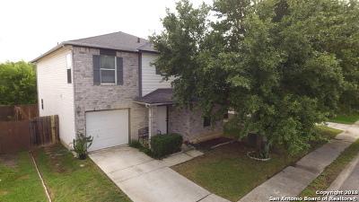 San Antonio Single Family Home New: 4978 Bending Elms
