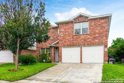 San Antonio Single Family Home New: 9019 Timber Laurel
