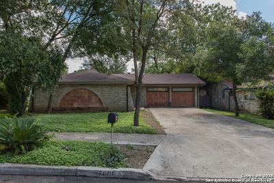 San Antonio Single Family Home New: 7006 Forest Crest St