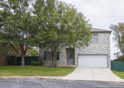 San Antonio Single Family Home New: 6858 Park Haven
